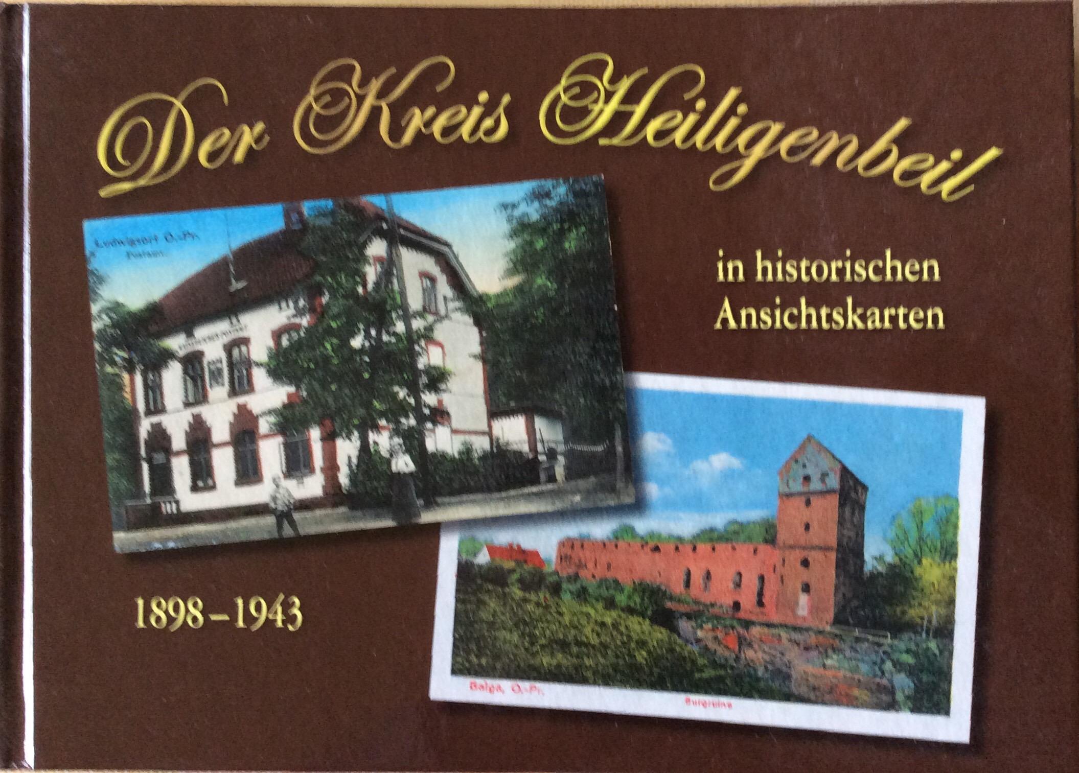 Heiligenbeil-Buch